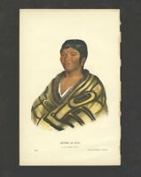 Original Mckenney and Hall Print - Stum-A-Nu