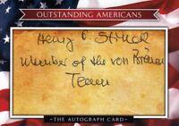 Heinz G. Struck (USA) Member of Wernher von Braun Team original signiert/signed