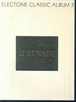ELECTRONE CLASSIC ALBUM 3 - Serenade