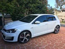 Golf Petrol Right-Hand Drive Automatic Cars