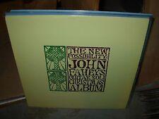 JOHN FAHEY new possibility / christmas album ( folk ) takoma tak 7020 - TOP COPY