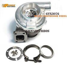 GT30 GT3076 GTX3076 Billet wheel Turbo .82 A/R T3 Turbine Housing + Flange Clamp