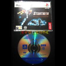 STUNTMAN 1 Ps2 Versione Promo Europea gioco completo Stunt Man »»»»» SOLO DISCO
