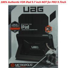 UAG Folio iPad  9.7 inch Metropolis Feather-Light Rugged [BLACK] Case Cover