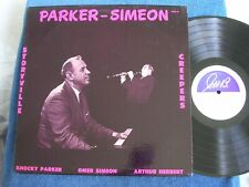 Knocky Parker-Omer Simeon/Storyville Creepers/1958 DG Mono/GHB-19/PRISTINE MINT-
