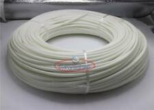 600°C Glass Fiber High Temperature Electrical Insulation Tube Sleeving