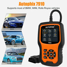For BMW Multi-Systems OBD2 Scanner Auto Fault Code Reader Battery Registration
