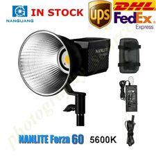 DHL NanGuang NANLITE Forza 60w LED Photographic Lighting Fill COB Light 5600K