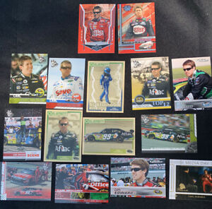🔥Carl Edwards Collector Card lot🔥 15 Cards In Lot