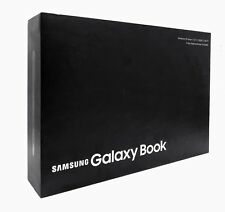 "Samsung Galaxy Book 12""  Intel i5 128GB Laptop Tablet Notebook Silver Full Kit"
