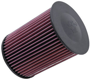K&N AIR FILTER for FORD FOCUS II 1.4-2 .0 2009 VOLVO C30/S40/V50 - KN E-2993