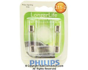 NEW Philips 211-2 Automotive 2-Pack 211-2LLB2 Bulb