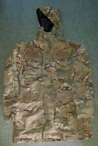 BRITISH SPECIAL FORCES SOLO HIGH SPEC WINDPROOF PARKA JACKET.