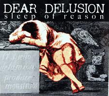Dear Delusion - Sleep Of Reason (CD Digipak) New & Sealed