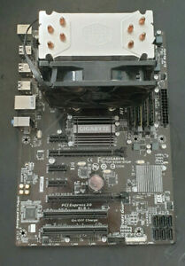Gigabyte Motherboard, AMD FX-8350 4Ghz 8 Core & 32GB DDR3 1600Mhz