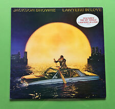 Jackson Browne – Lawyers In Love LP