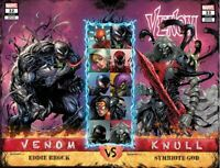 Venom #32 & #33 Tyler Kirkham Connecting Trade Dress Set Variant Set - PREORDER