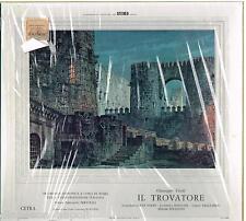 Verdi: Il Trovatore / Previtali, Lauri-volpi, Mancini, Tagliabue - LP Cetra
