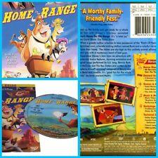 🎬Home on the Range [New DVD] Walt Disney 📀 {Brand New}🎬