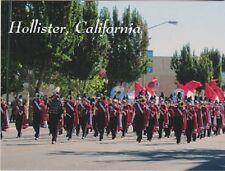 "*Postcard-""San Benito High School Marching Band""  Hollister, Ca.""  (B524)"