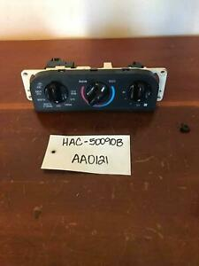Heater A/c Control ISUZU PICKUP 81 82 83 84 85 86 87 OEM
