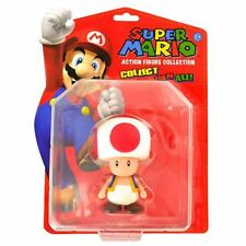 Figurine Toad  Sous Blister - Super Mario Action Figure Collection 9,5 cm