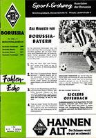 BL 73/74 Borussia Mönchengladbach - Kickers Offenbach, 04.05.1974, Horst Köppel