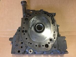 NSU RO 80 FRONT HOUSING PLATE - JIMMYS