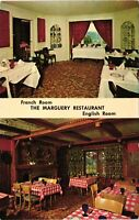 Vintage Postcard - 1964 The Marguery Restaurant Ipswich Massachusetts MA #4579