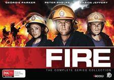 Fire (DVD, 2016, 8-Disc Set) - Region 4