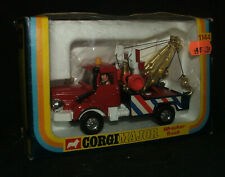 Corgi 1144 Berliet Wrecker & original box