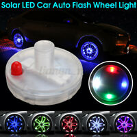13 Modes Tire Wheel Well Rim LED Light Lamp For Car Bike Bicycle Motorcycle O B