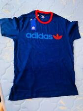 Adidas Mens t Shirt Climacool Medium Blue