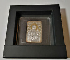 Belarus 20 rubles 2010 Icon of the Most Holy Theotokos of Minsk  gold silver