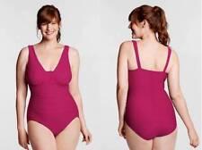 2160b6b6f2a10 Lands  End Plus One-Piece Swimwear for Women