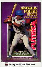 1995 Futera Australia Baseball Card Trading Card Factory Box (40 packs)