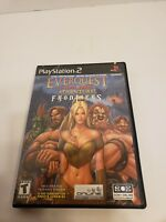 EverQuest Online Adventures: Frontiers (Sony PlayStation 2, 2003) Complete