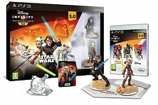 Disney Infinity 3.0 Star Wars Starter Pack PS3 Brand New Sealed Official