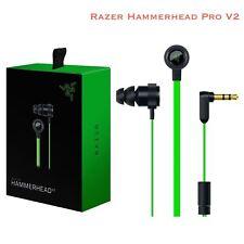 In-Ear Razer Hammerhead Pro V2 Gaming Headset PC Laptop Music earphone Mic