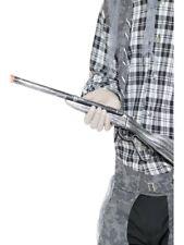 Città fantasma Pistola Cowboy Mens HALLOWEEN FANCY DRESS WILD west Outlaw PISTOLA