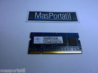 MEMORIA PORTATIL NANYA 512MB DDR2 PC2-5300S-555-12
