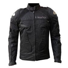 Giubbotto Moto Hero in Tessuto Tecnico Sportivo 4 Stagioni 894 Nero