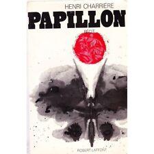 PAPILLON récit / Henri CHARRIERE suivi de PAPILLON OU LA LITTERATURE ORALE 1969