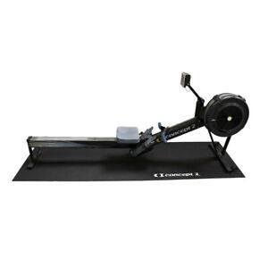NEW Concept 2 Indoor Rower Floor Mat - fits model B, C, D, E rowing machines