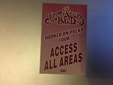 Jimmy Sturr - Hooked on Polka Tour - All Access Pass