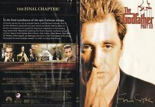 The Godfather Part Iii (Widescreen Dvd)