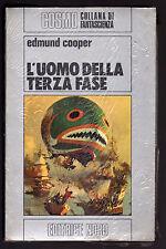COSMO ARGENTO N. 121 EDMUND COOPER L' UOMO DELLA TERZA FASE - EDITRICE NORD