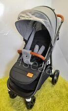 Kinderkraft Kinder Buggy GRANDE Kinderwagen Baby Liegebuggy Sportwagen Jogger