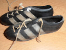 sport football foot chaussures ADIDAS vintages annee 60