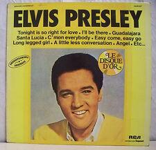 """33 tours Elvis PRESLEY Disque Vinyle LP 12"""" LE DISQUE D'OR - IMPACT RCA 6886807"""